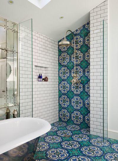 ultimate bathroom tiles